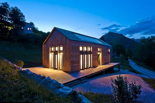 prix d une maison passive maison passive. Black Bedroom Furniture Sets. Home Design Ideas