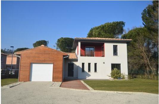 Maison passive dans le sud de la France